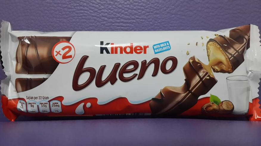 Kinder Schokolade - Süßwaren - Bild 1