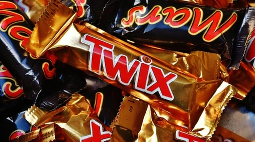 Twix: 50 g - Süßwaren - Bild 1