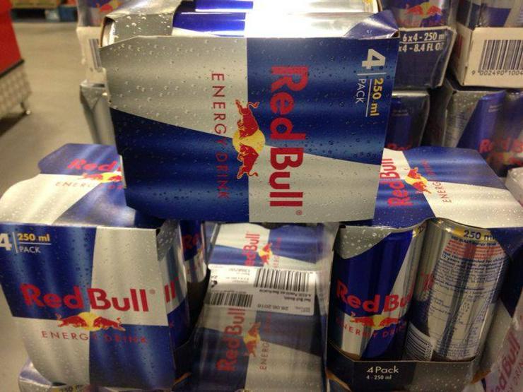 RED BULL 250ml - Alkoholfreie Getränke - Bild 1