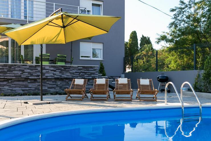 Villa Pjena - Biograd am Meer - 200 qm moderne möblierte Luxusvilla (2016)