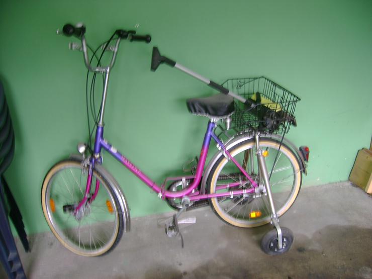 Fahrrad für behinderte Menschen