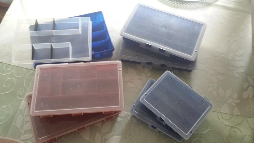 Sortierboxen Aufbewahrungsboxen