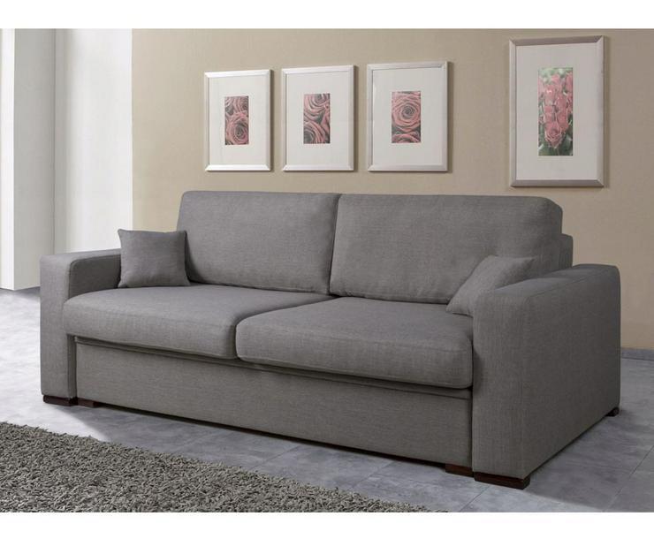 Sofa Couch Kissen mit Aufbewahrungsbox mit Schlaffunktion Dreisitzer Stauraum Verschiedene Farben zur Auswahl