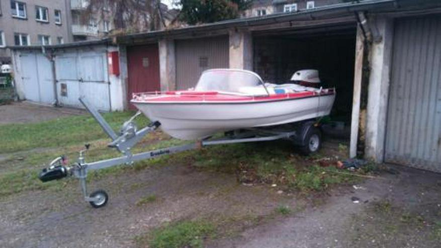 Gepflegtes Motorboot / Anglerboot