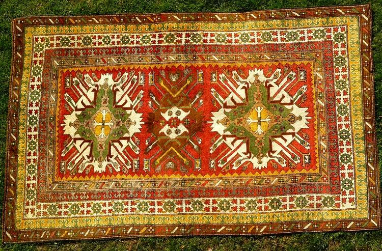 Orientteppich Kazak Kasak antik (T088)