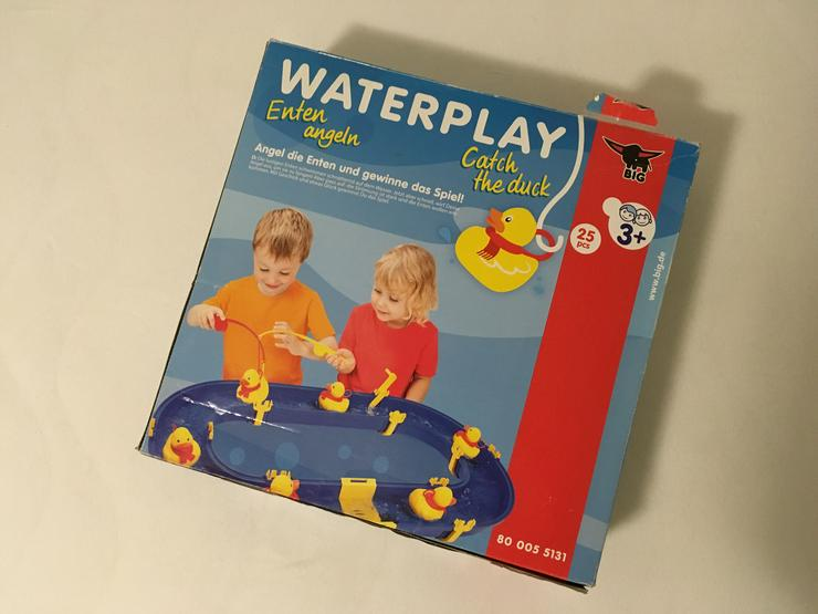Waterplay Catch the duck