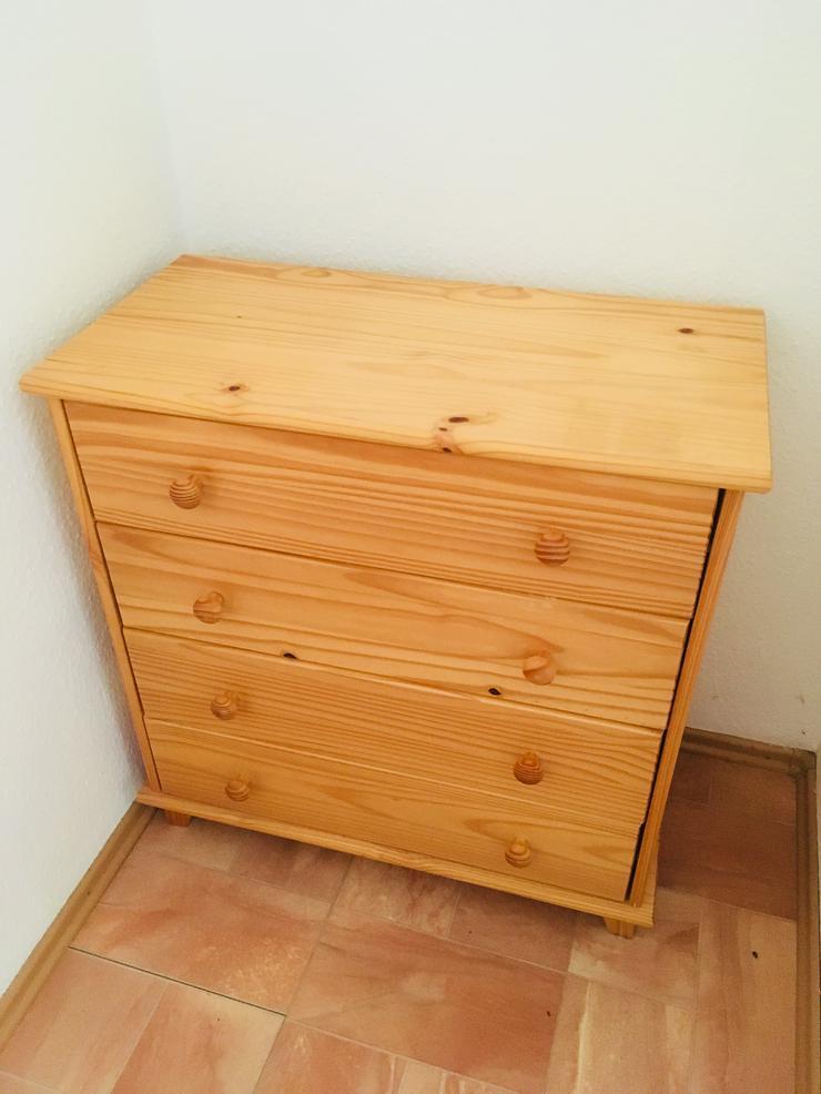Schrank aus Holz - Haus & Garten - Bild 1