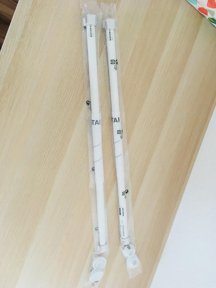 Duschvorhangstange 70-120 & 120-200 cm