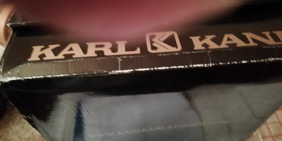 Bild 3: verkaufe meine neuen braune Sicherheitsschuhe mit Stahlkappen, Größe : 42 Preis :40,00€