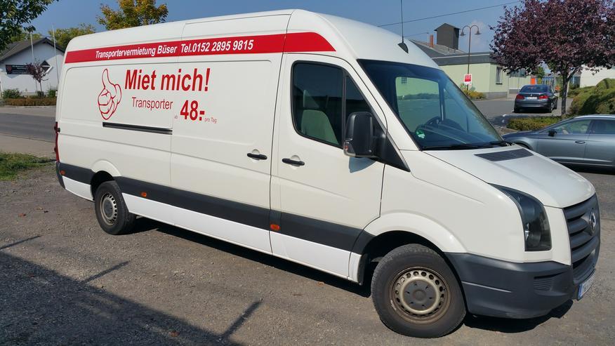 Transportervermietung Büser - Busse, LKW & Kastenwagen - Bild 6