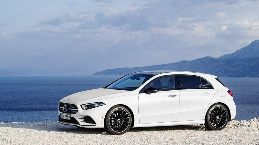 Hoch interessant.....die neue Mercedes A Klasse für 148€/Monat + Geld verdienen+Karriere!