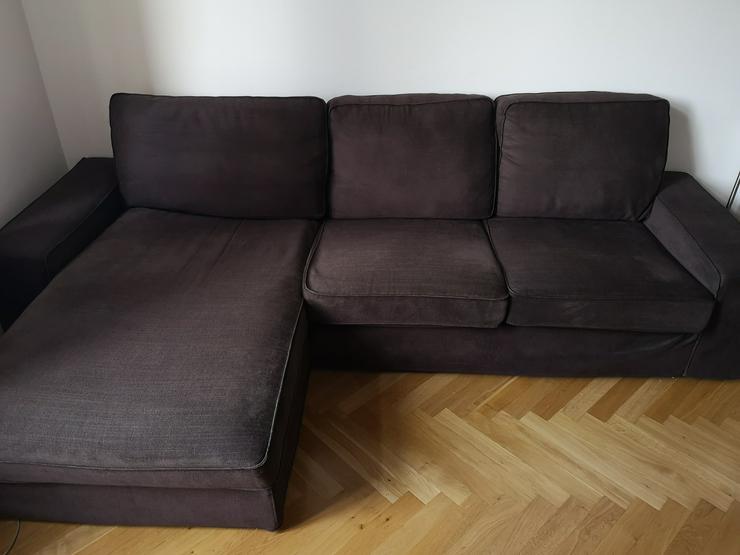 Couch Couchecke Sofa KIVIK Ikea