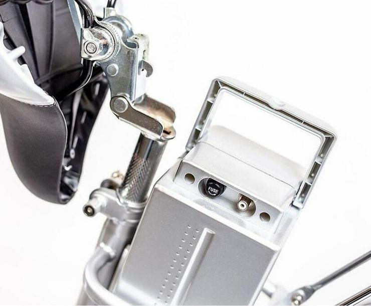 """Bild 5: Elektrofahrrad Fahrrad Grün Elektro Motor Pedelec 26"""" Akku 40kg"""