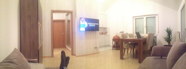 Bild 4: Helle 2 Zi.- DG-Wohnung mit großer Loggia - Provisionsfrei in 71717 Beilstein