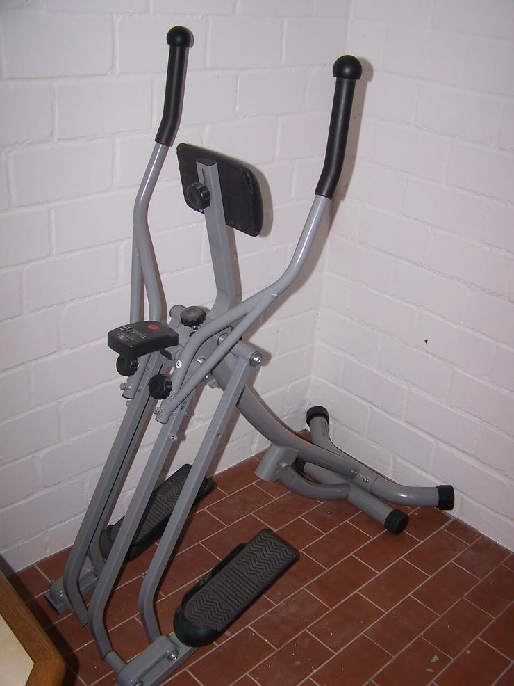 Bild 3: Crosstrainer