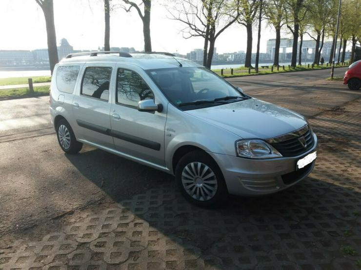 Dacia Logan MCV LPG (Micro Camper)