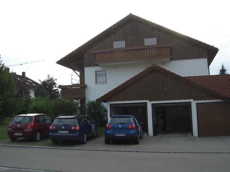Bild 4: Sonnige schöne 3 Zi Wohnung (78 qm) im 1. OG in Durach-Bechen