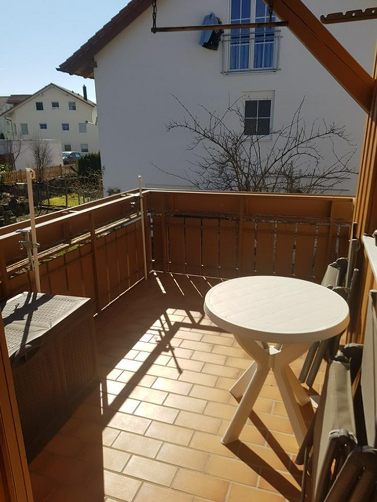 Bild 5: Sonnige schöne 3 Zi Wohnung (78 qm) im 1. OG in Durach-Bechen