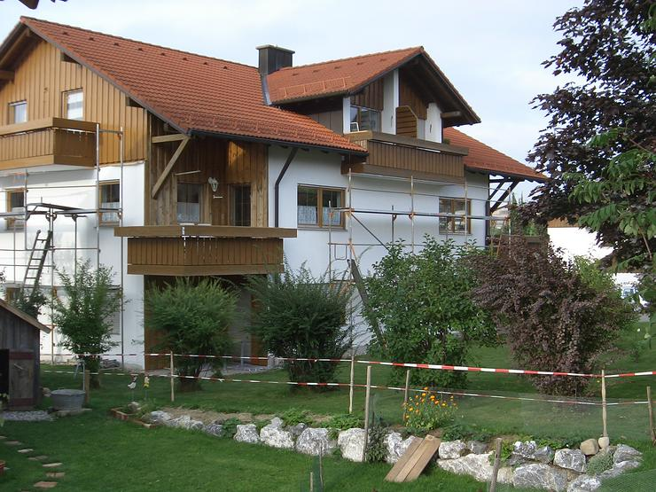 Bild 2: Sonnige schöne 3 Zi Wohnung (78 qm) im 1. OG in Durach-Bechen