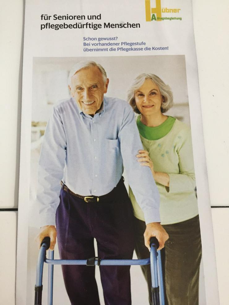 Seniorenbetreuung Haushaltshilfe Einkaufshilfe