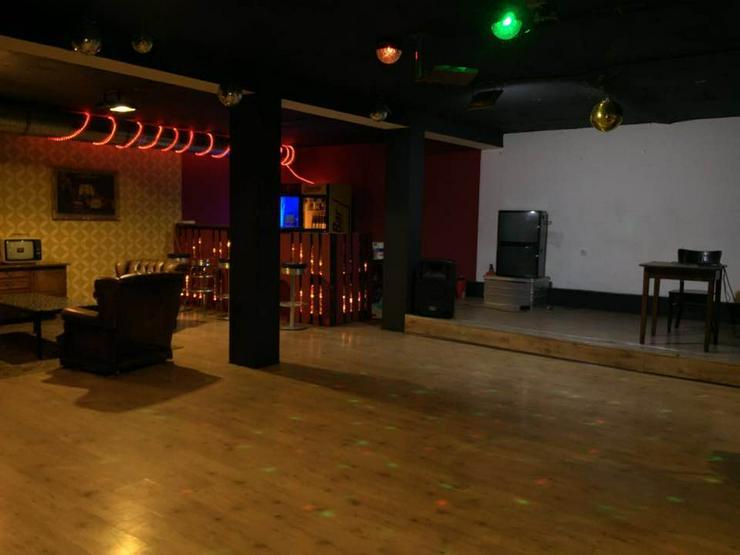 Bild 3: Partyraum Bunker Feier Event Disco Saal Hochzeit Mieten Raum 1
