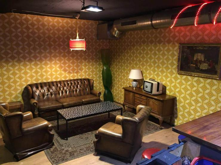 Bild 2: Partyraum Bunker Feier Event Disco Saal Hochzeit Mieten Raum 1