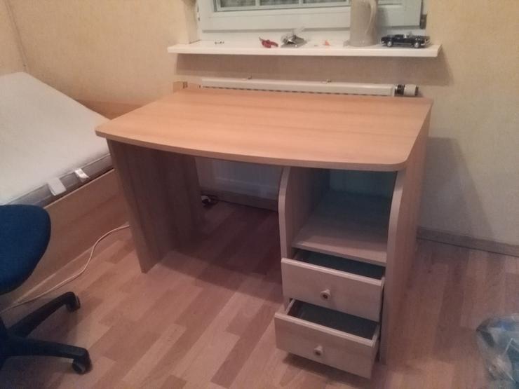 1 Schreibtisch