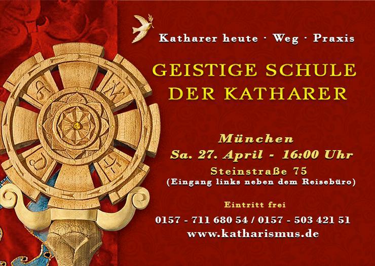 Spiritueller Vortrag am 27. April 2019 in München - Weitere - Bild 1