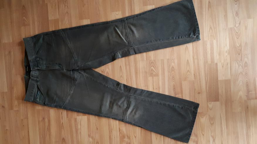Jeans W31 L31 braun  - W30-W32 / 44-46 / S - Bild 1