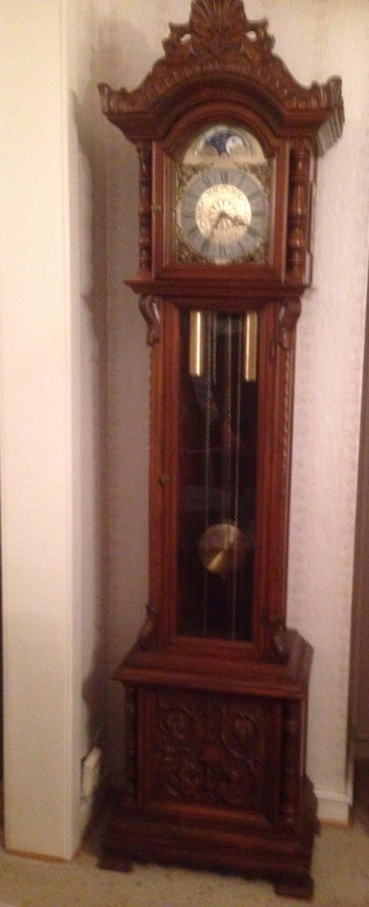 alte Standuhr zu verkaufen