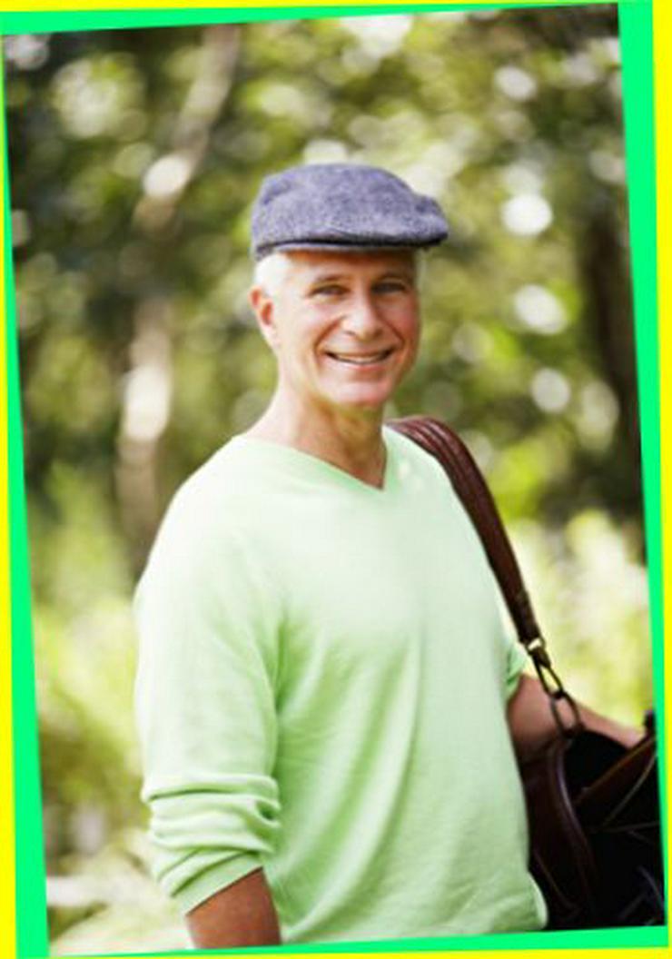 Mit meinen 66 Jahren nochmal verlieben wie früher mal - Er sucht Sie - Bild 1