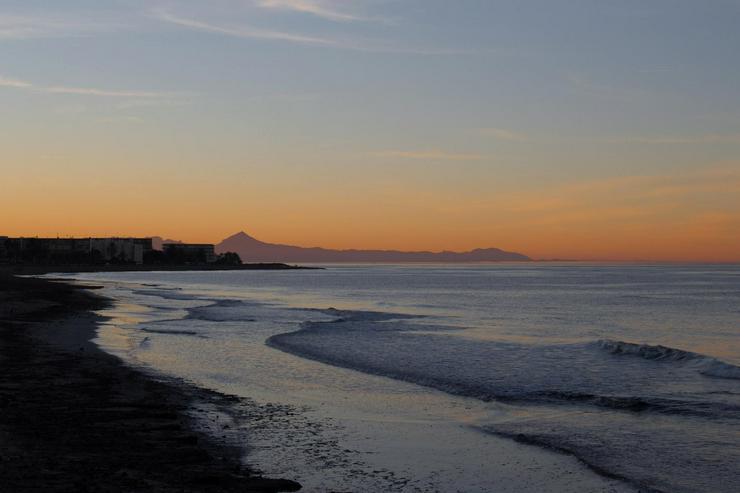 Spanien, Costa Blanca,  Denia, 1. Strandlinie - Ferienhaus Spanien - Bild 1