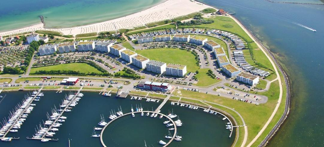 Fehmarn Ferienwohnung Top Lage, Ostsee Apartment, Süd Strand, Urlaub  - Ferienwohnung Ostsee - Bild 1