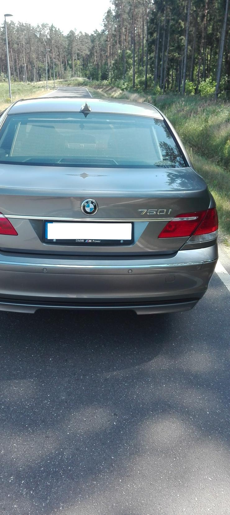 Bild 3: Verkaufe BMW e65 750i 2007