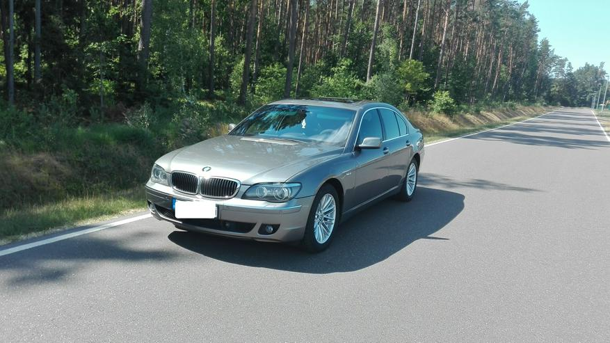 Verkaufe BMW e65 750i 2007