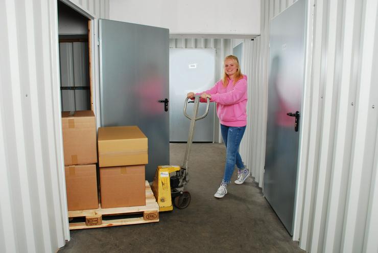 Lagerraum, Lagerplatz, Aktenlager, Lager, Lagerfläche, Lagerboxen, Kellerraum zu vermieten - Agenturen, Personal & Dienstleistungen - Bild 1