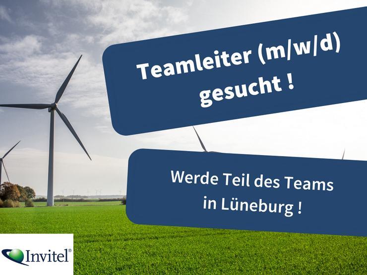 Teamleiter im Inbound (m/w/d) in Lüneburg gesucht