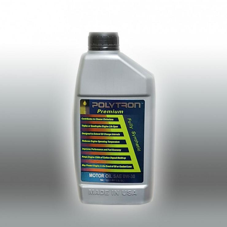POLYTRON 0W30 Vollsynthetisches Motoröl - Ölwechselintervall 50.000 km
