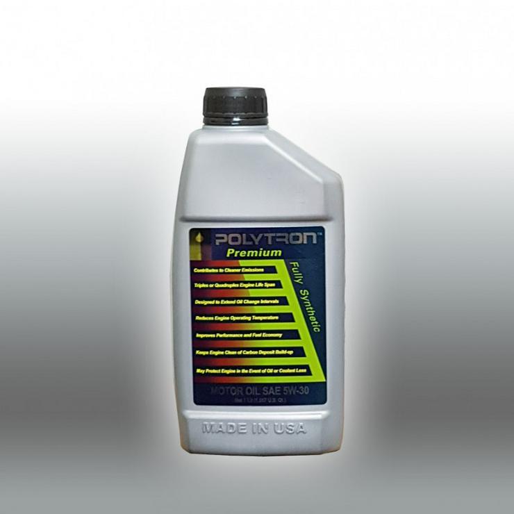POLYTRON 5W30 Vollsynthetisches Motoröl - Ölwechselintervall 50.000 km