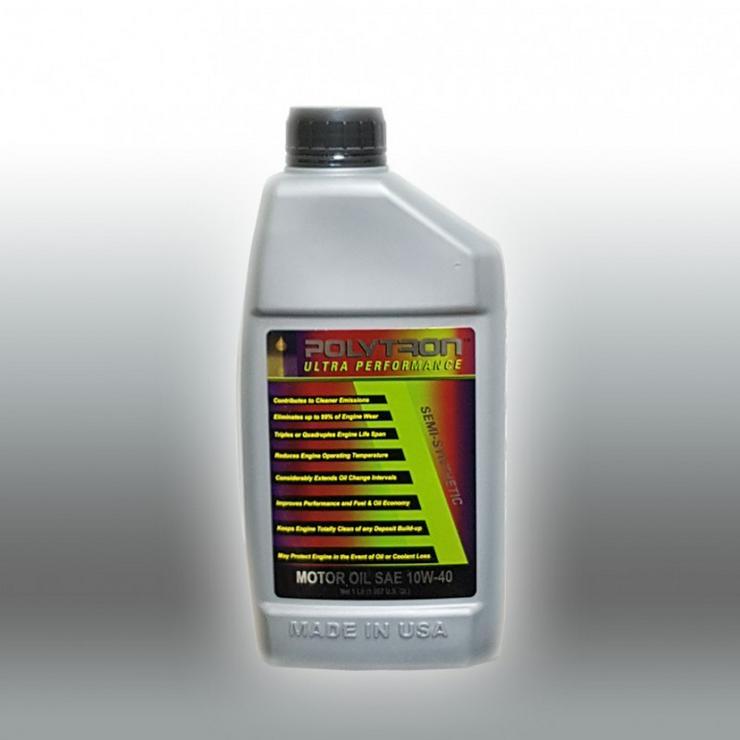 POLYTRON 10W40 Semisynthetisch Motoröl - Ölwechselintervall 25.000 km