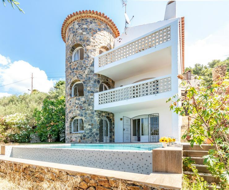 Wunderschöne Villa im mediterranen Stil
