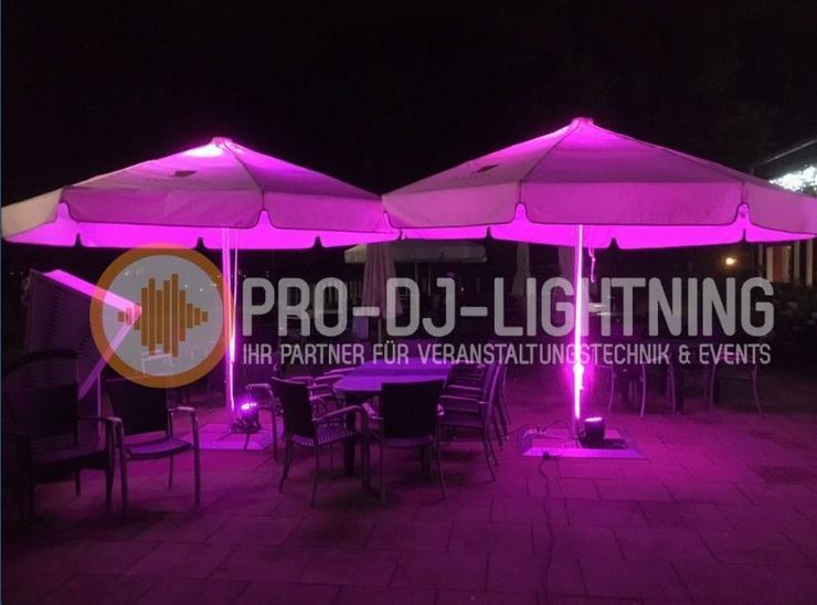 Lichteffekt ausleihen: Lightmaxx Platinum Pro Tour Spot Outdoor DMX RGB - Party, Events & Messen - Bild 1
