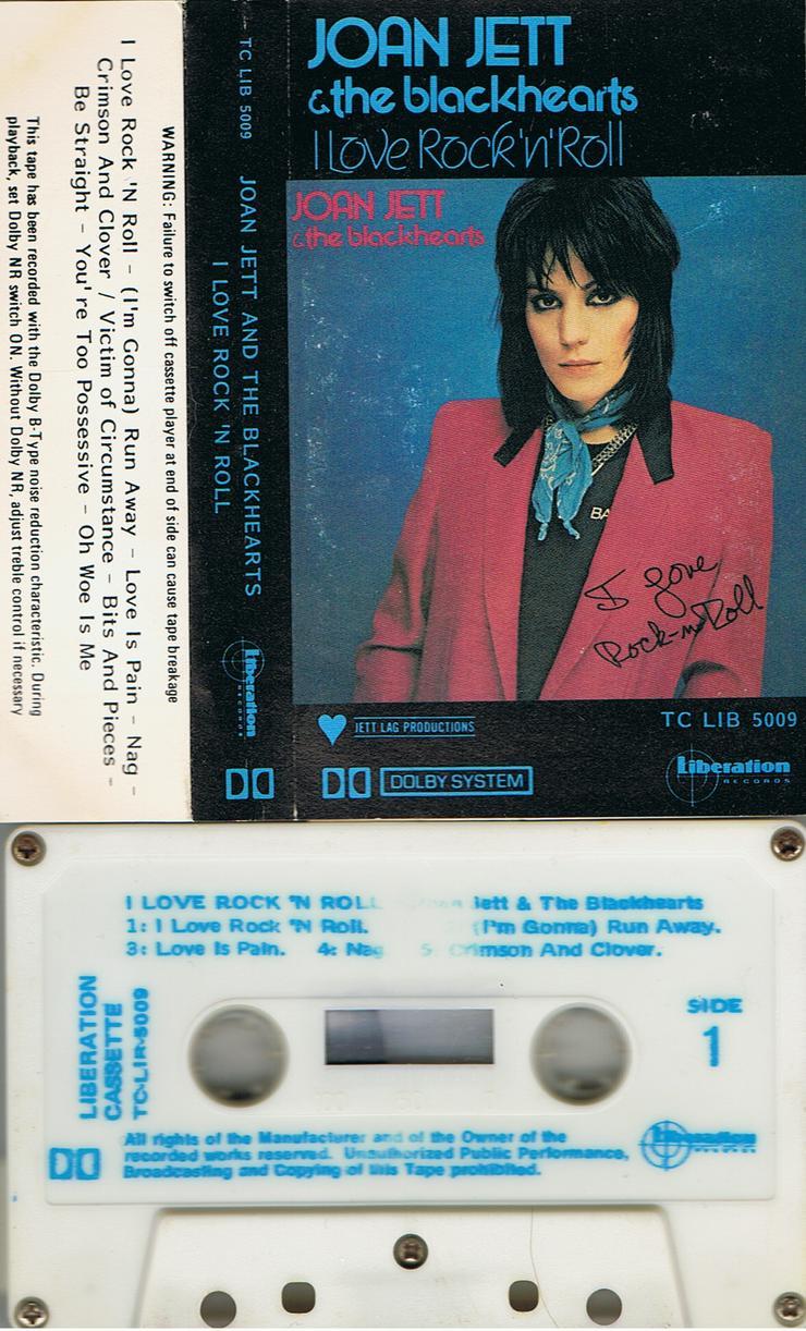 Joan Jett & Blackhearts – I Love Rock 'N Roll