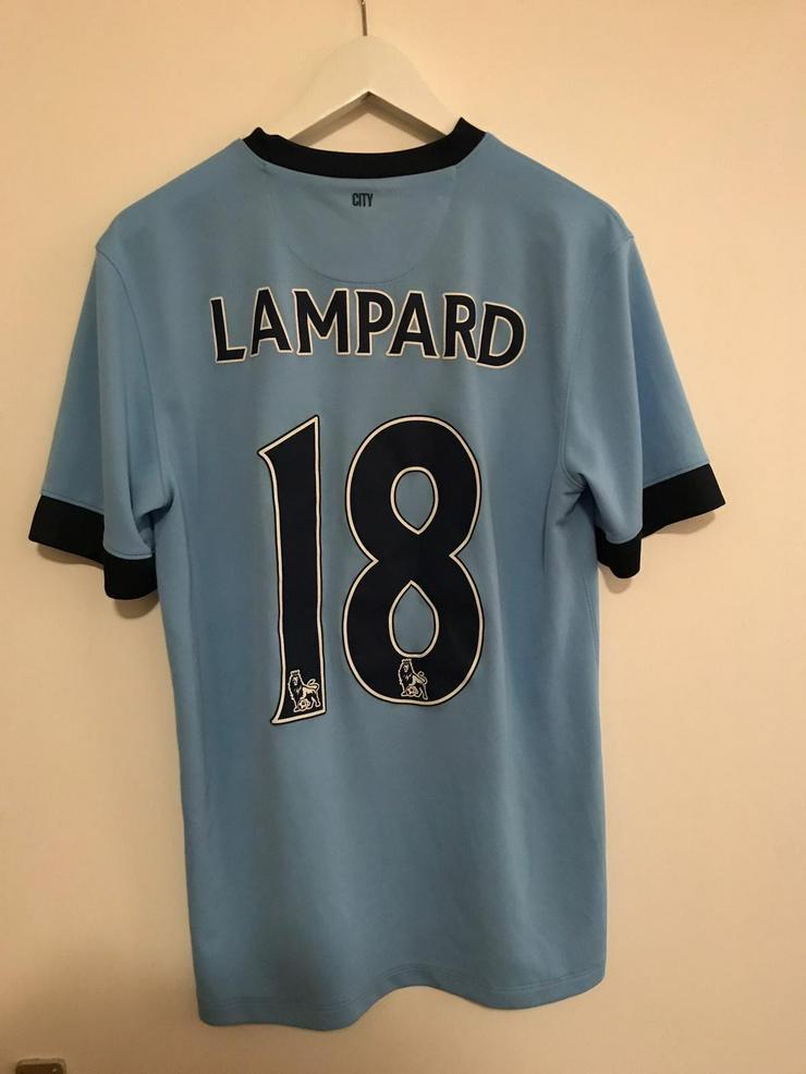 Frank Lampard Trikot, Größe M, Manchester City