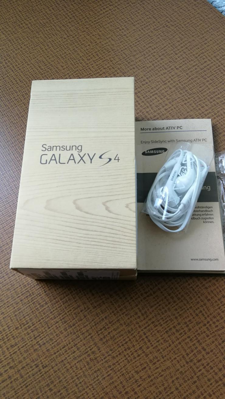 Bild 2: Smartphone Samsung S 4