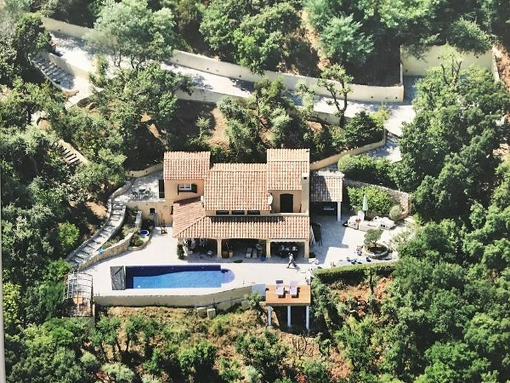 IL Privatverkauf Villa in Grimaud (Alpes-Côte d'Azur Frankreich)