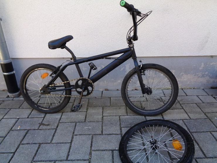 BMX Fahrrad 20er und ein Ersatz Vorderreifen Sofort Fahrbereit