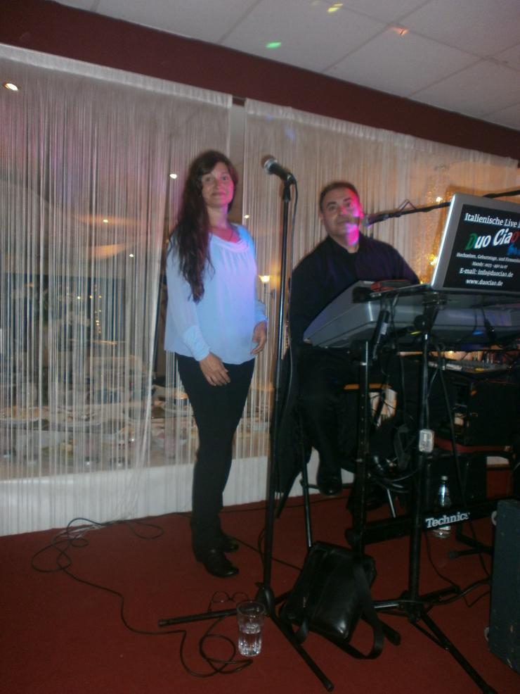 Hochzeit Musik-Geburtstag Musik Dj Live Musik Italienische Duo Ciao Band