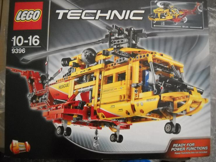 LEGO Technik Großer Helikopter (9396) mit Power Funktion