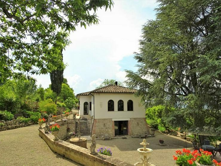 IL Privatverkauf Villa in Monticiano (Toskana Italien)